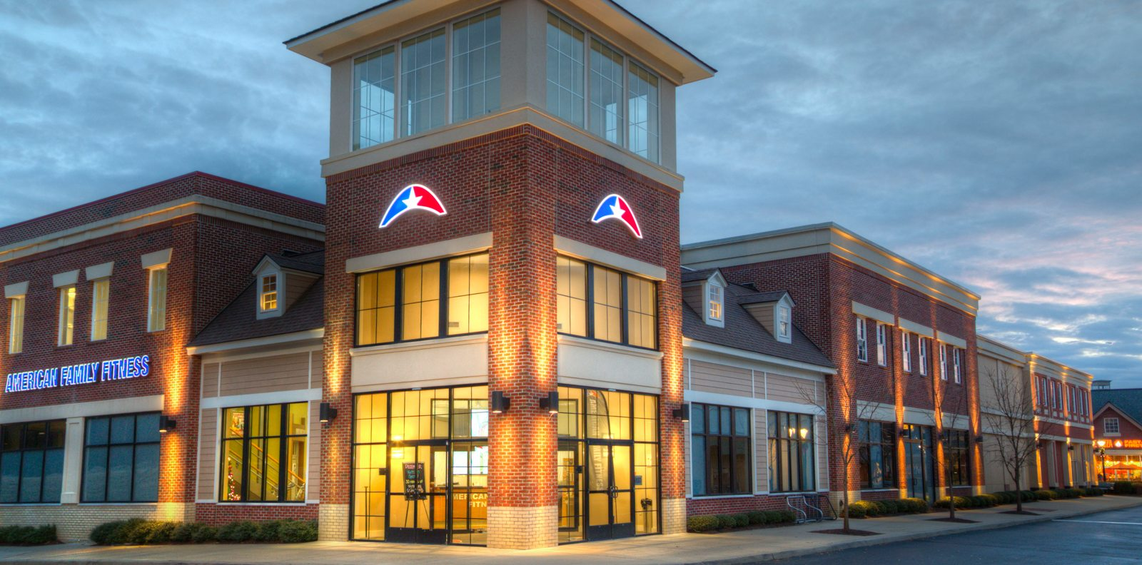 American Family Fitness Colonial Heights Gym Join The