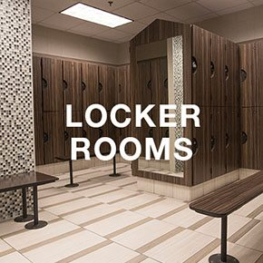 Locker rooms the evergreen state college