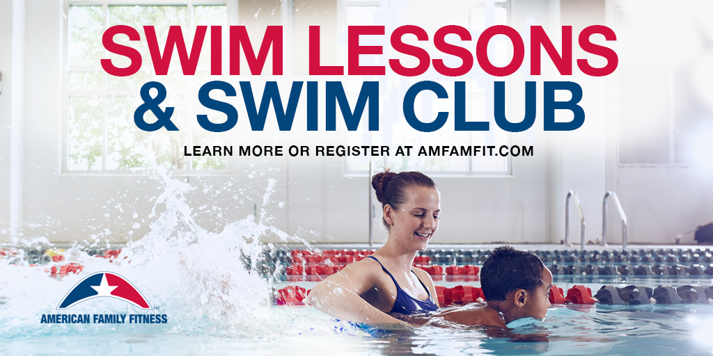 Swim Lessons at American Family Fitness
