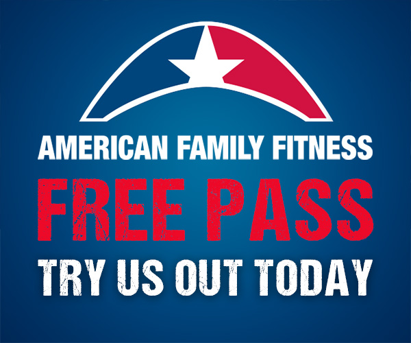 Free Pass - American Family Fitness - Virginia Gym
