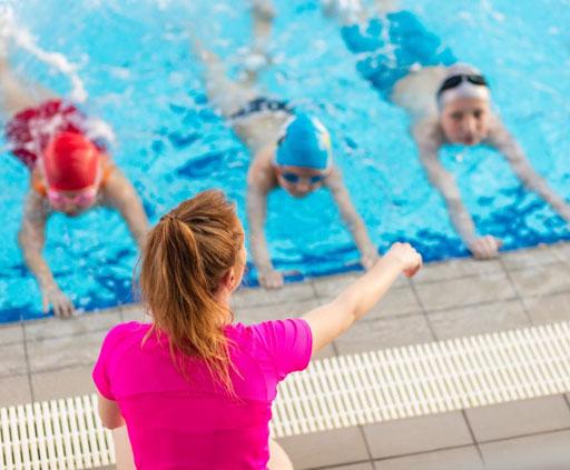 Swim Sports Camp