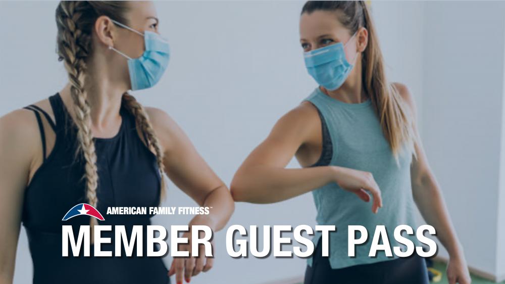 Member Guest Pass